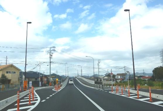 高架橋開通し犬山市街へ便利になりました.JPG