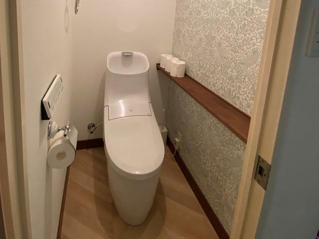 トイレ、収納、浴室水栓...気になる所をまとめてリフォーム