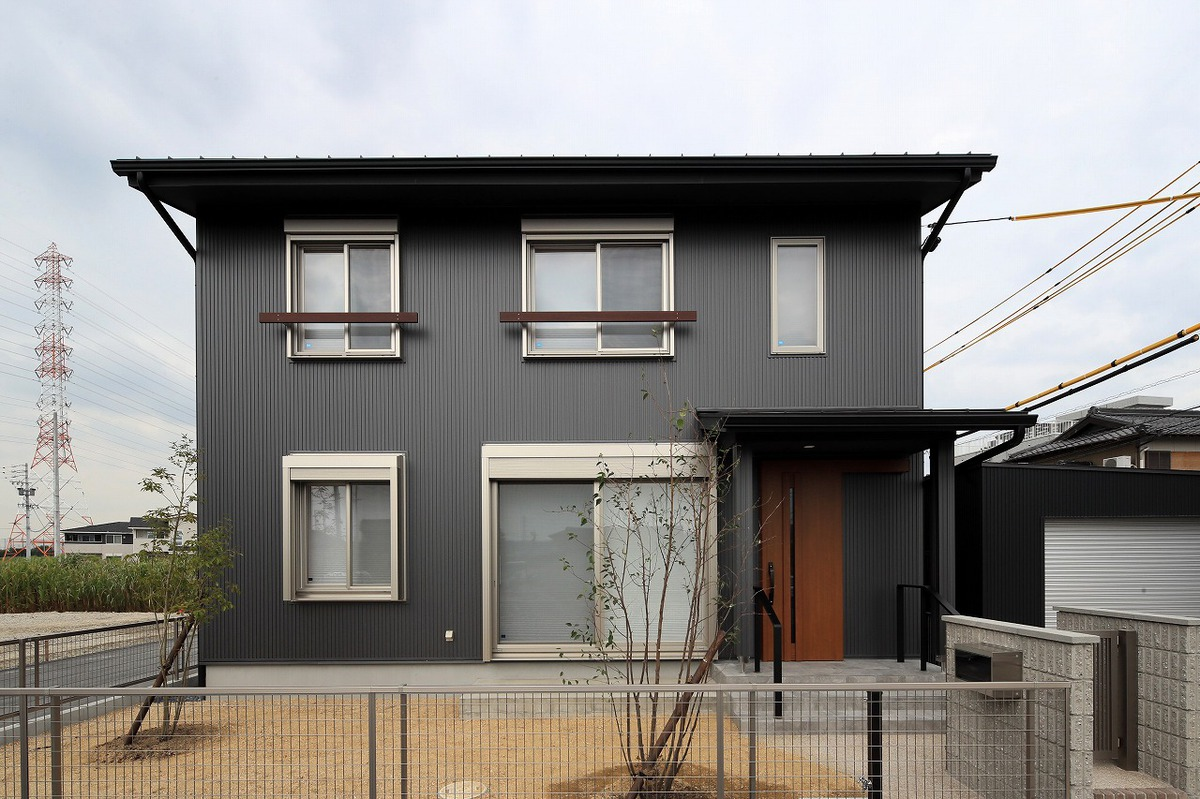 想いがつまった建て替えの家