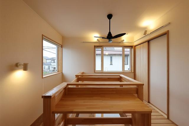 延床18坪の家